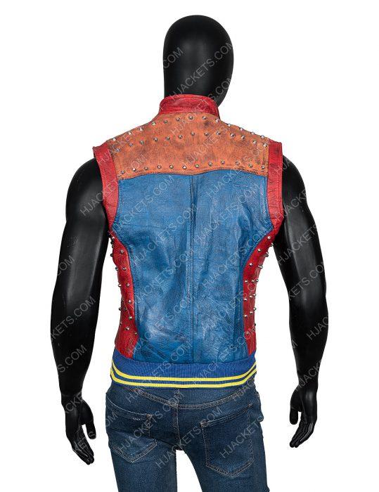 Descendants 2 Jay Leather Costume Vest