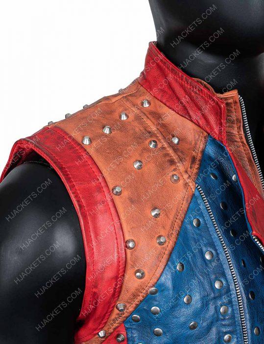 Descendants 2 Jay Leather Vest