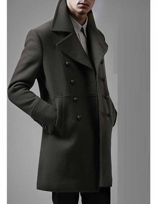 justice league arthur curry coat