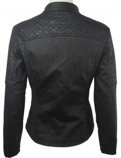 The 100 Eliza Taylor Leather Jacket