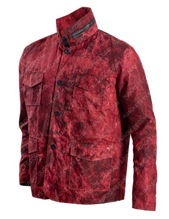 Jamie Foxx Baby Driver Jacket