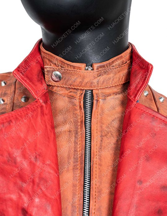 Jay Descendants 2 Booboo Stewart Leather Vest