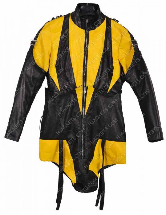Laurie Jupiter Watchmen Jacket