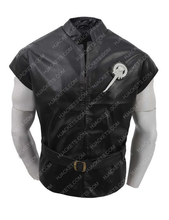 Tyrion Lannister Leather Jacket