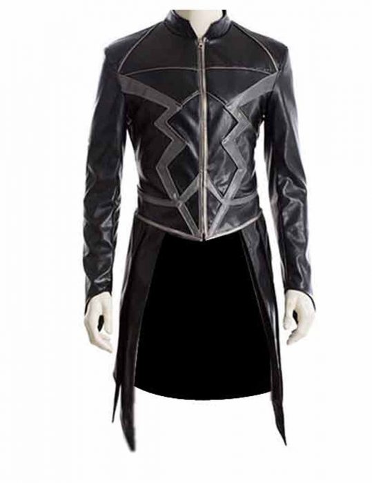 inhumans black bolt jacket