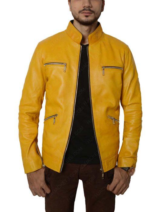 detective agency samuel barnett jacket