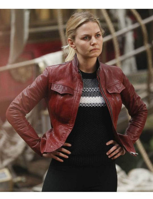 emma-swan-red-leather-jacket