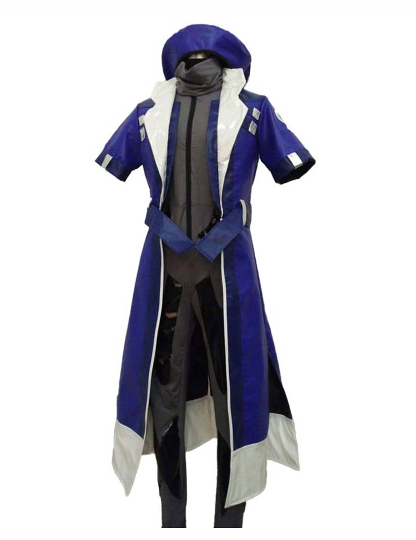 captain amari ana overwatch coat with cap hjackets