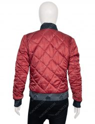 the-100-lindsey-morgan-leather-red-jacket