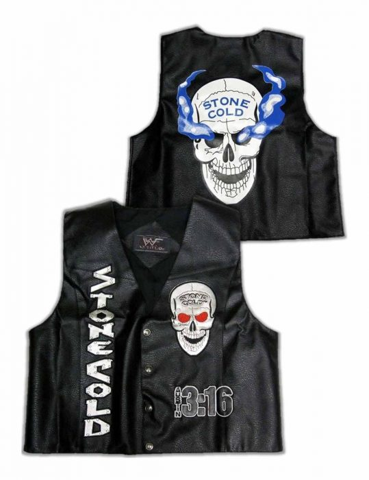 3 16 skull vest