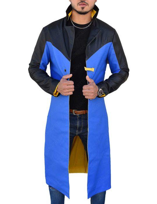 Black And Blue Jacket