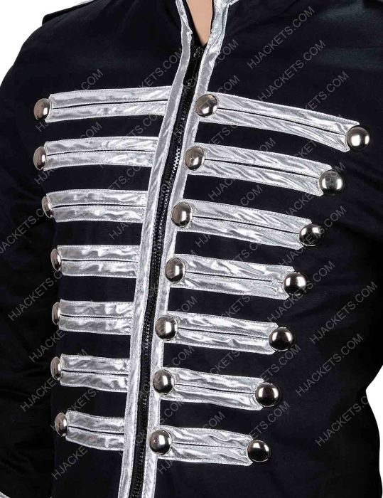 Black Parade Jacket by My Chemical Romance