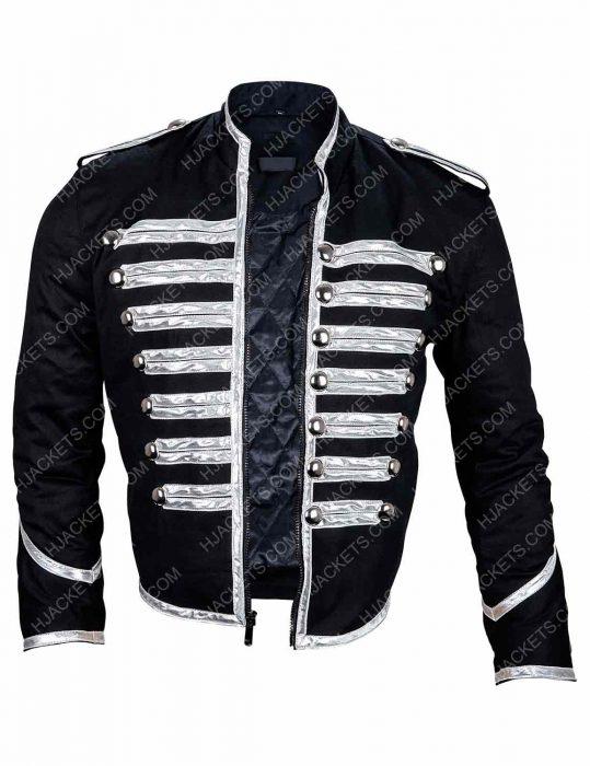 Chemical Romance Black Jacket