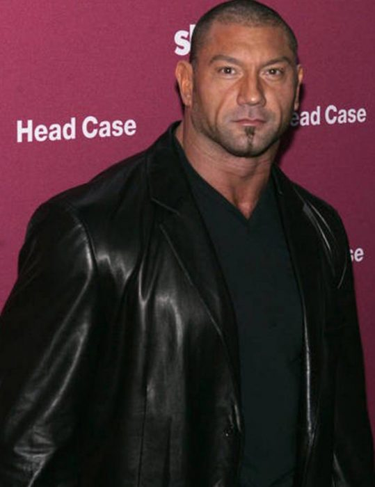 dave bautista leather blazer
