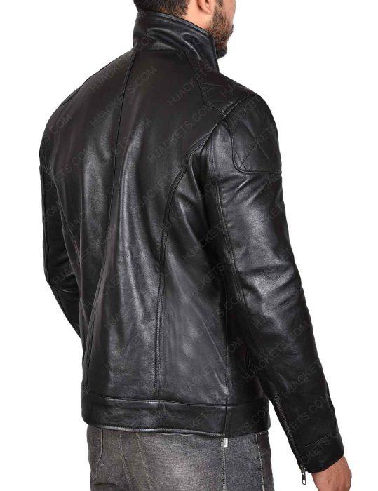Dean Ambrose WWE Leather Jacket