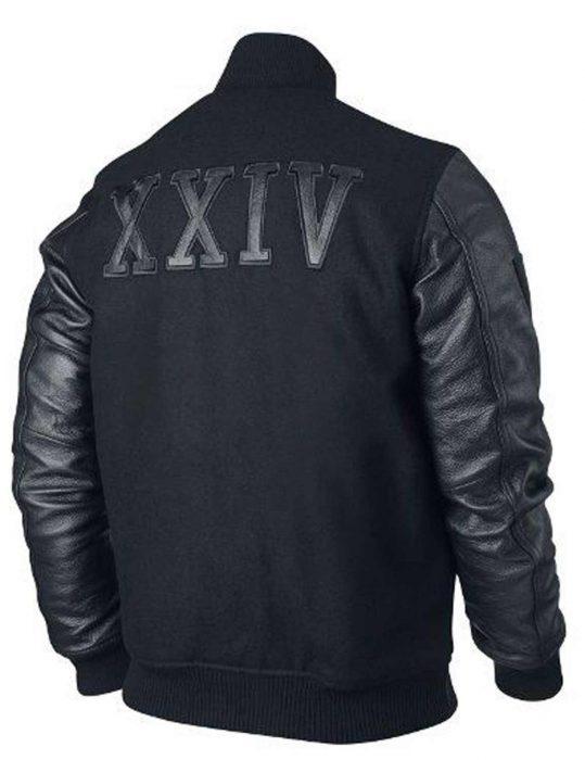 adonis creed letterman jacket