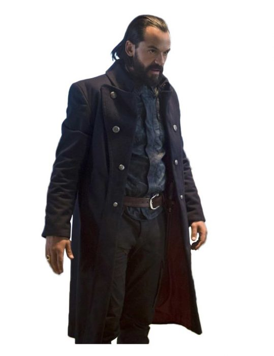 vandal savage coat