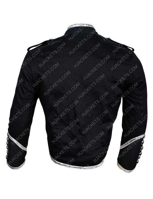 My Chemical Romance Black Cotton Jacket