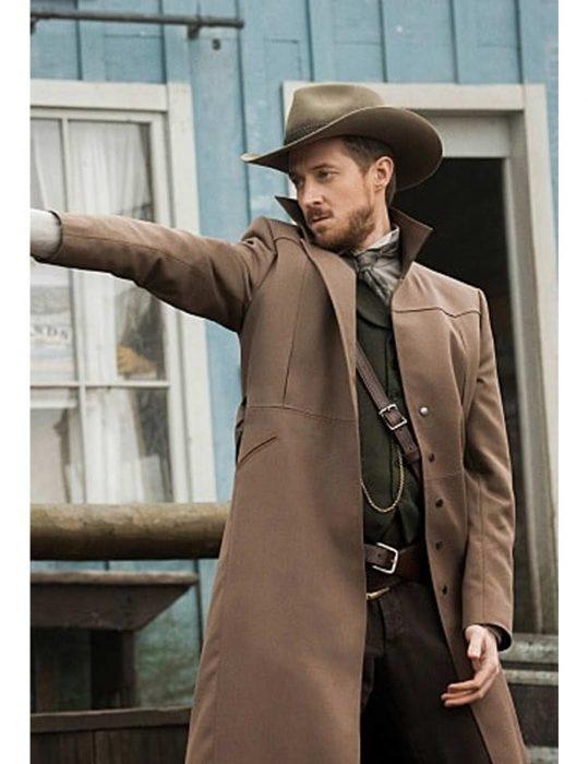 rip hunter coat