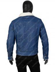 Tommy Jarvis Fur Collar Jacket