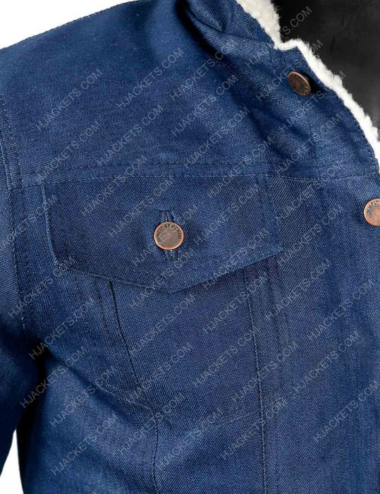 Tommy Jarvis Jeans Jacket