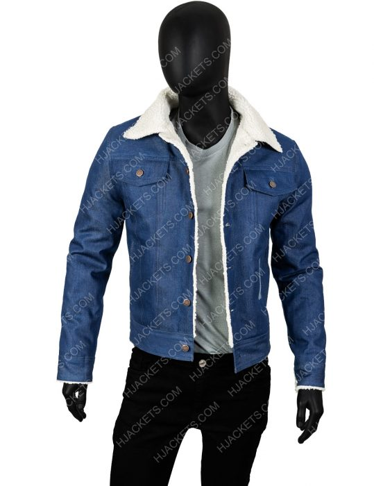Tommy Jarvis denim Jacket