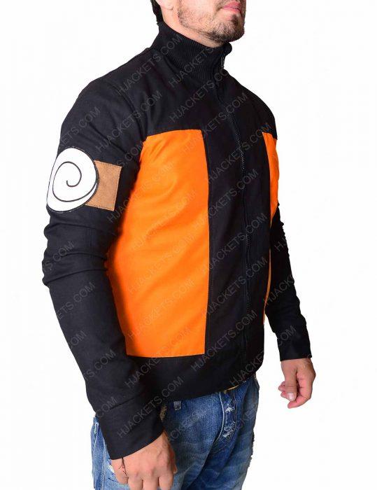 naruto track wool jacket