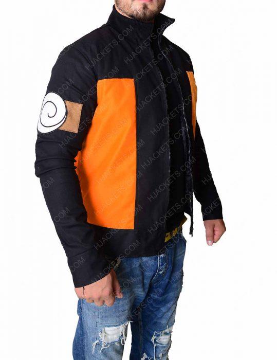 Naruto Uzumaki Track Jacket