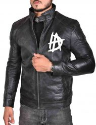 WWE Dean Ambrose Leather Jacket