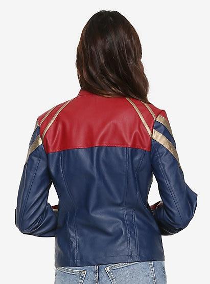 captain marvel movie jacket