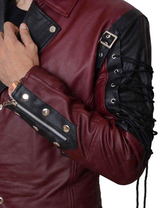 gothic vampire jacket