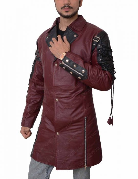 gothic vampire punk visual kei jacket