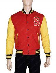 smallville varsity jacket