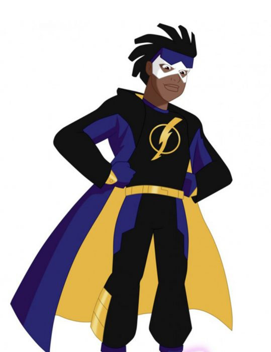 static-shock-coat