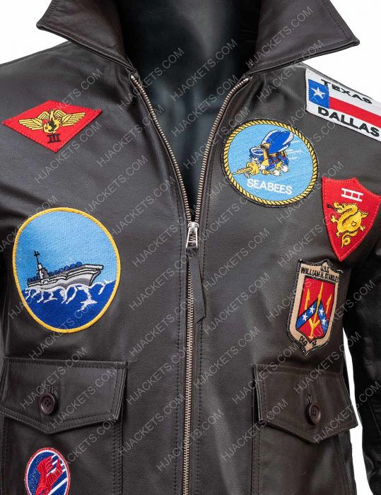 top gun 2 maverick bomber jacket