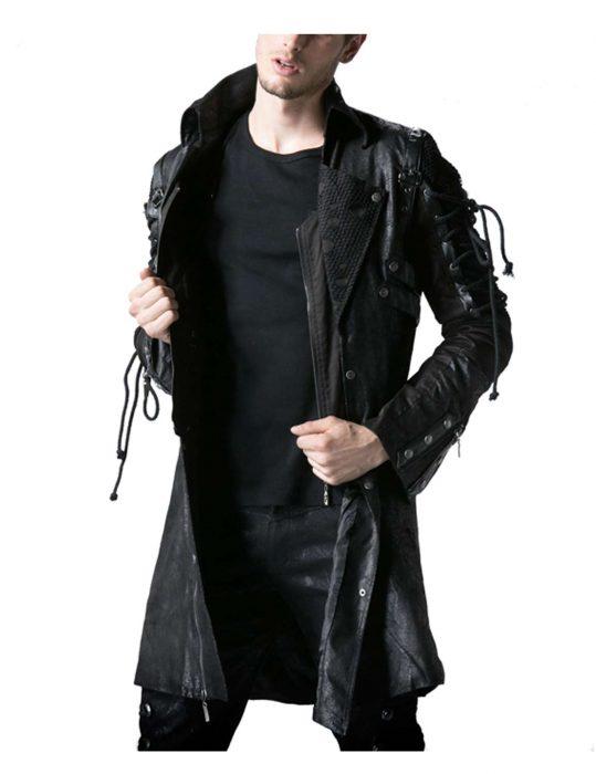 visual kei coat