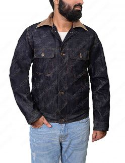 channing tatum denim jacket