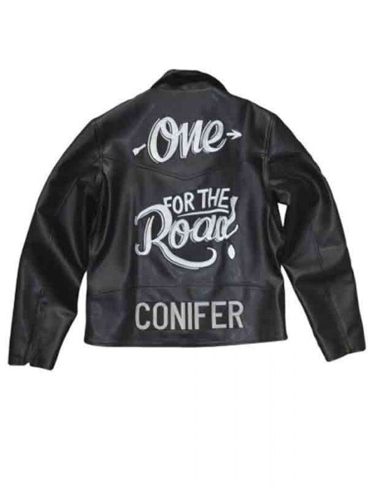 one for the road leather jacket