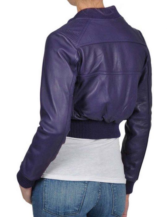 Rose Tyler leather Jacket