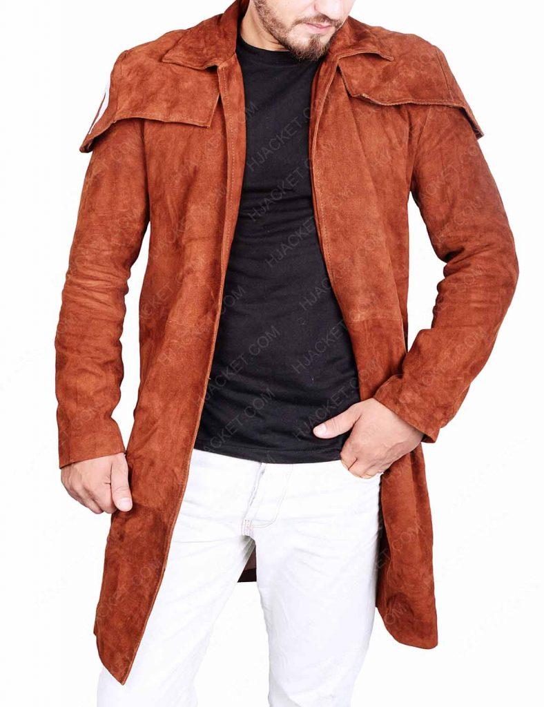ncr ranger coat