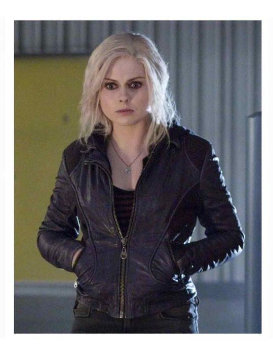 rose mciver jacket