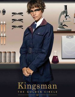 kingsman halle berry jacket
