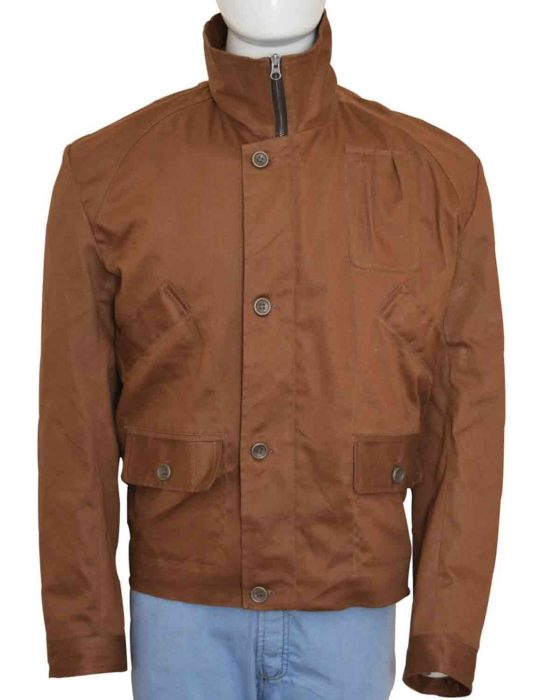 arrow brown jacket