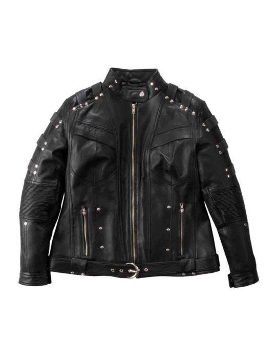 black canary jacket