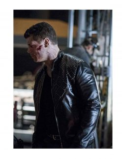 arrow cody rhodes leather jacket