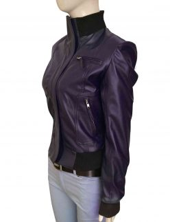 rose tyler leather jacket