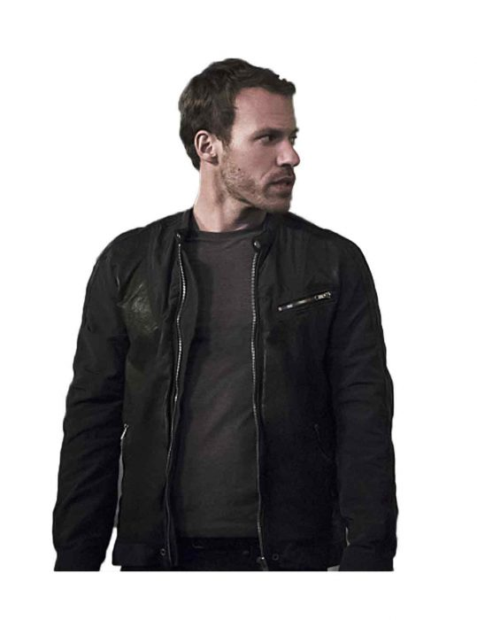 Carter Hall jacket
