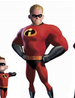 Incredibles 2 jacket