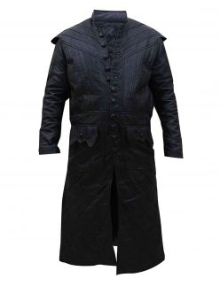 captain flint coat