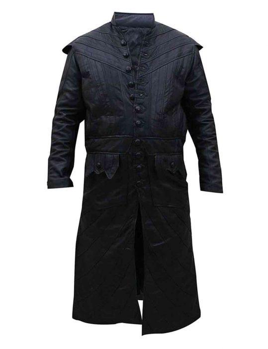 captain flint coat